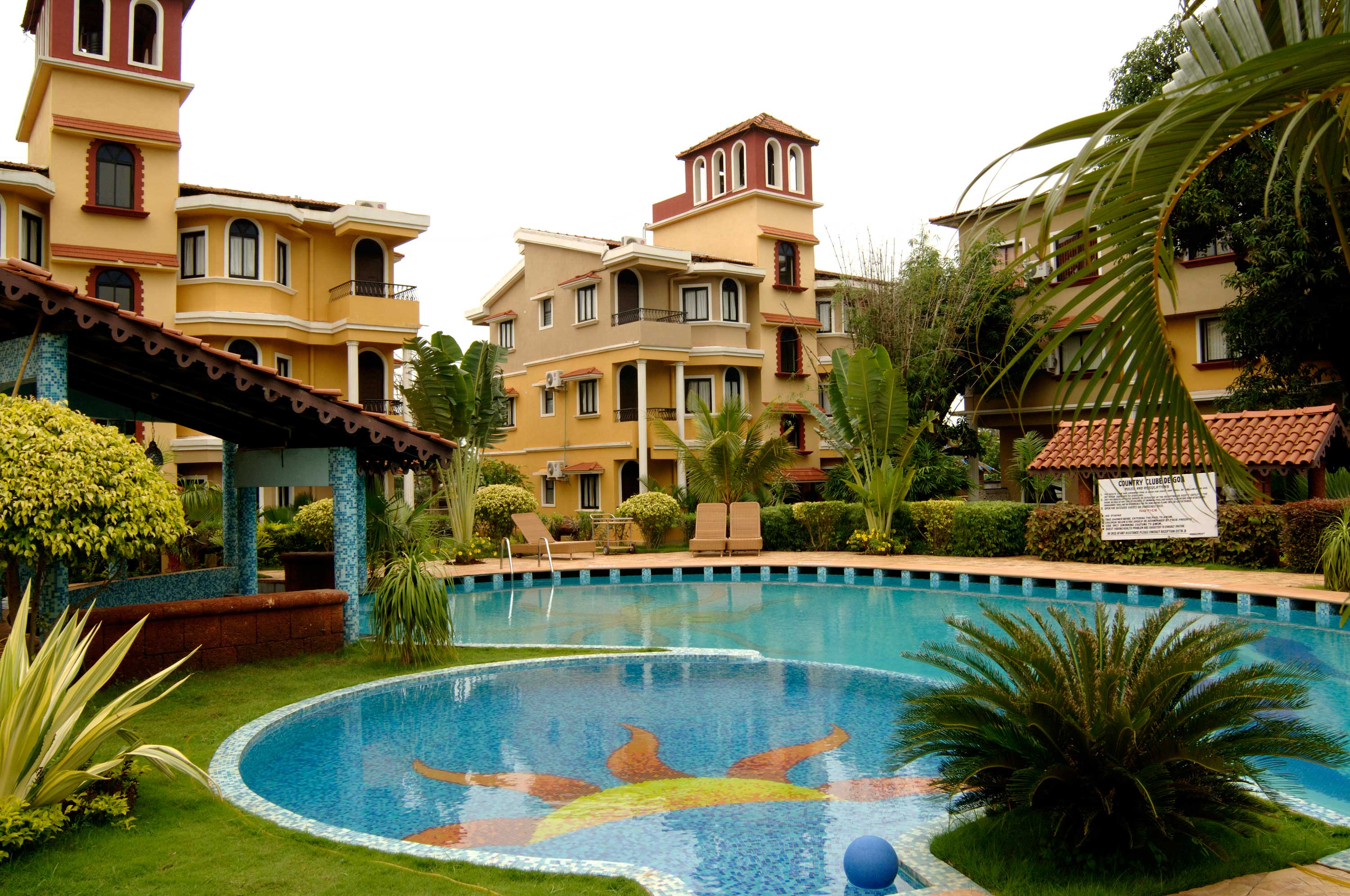 The luxurious resorts of Goa  Labana World Travel