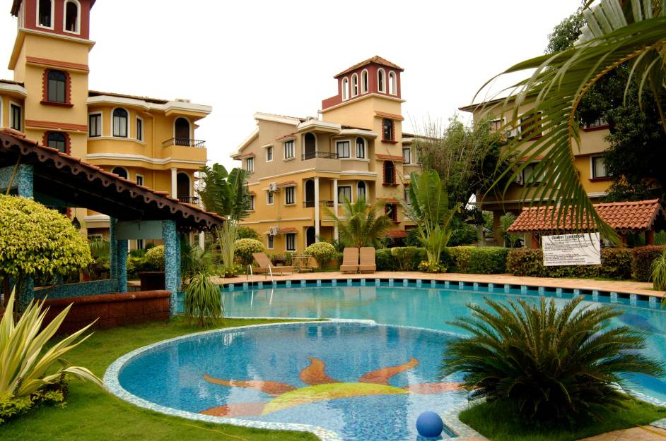goa resort