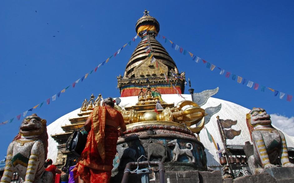 Swayambhunath-Nepal